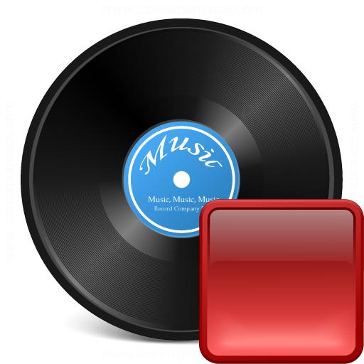 Record Stop Icon