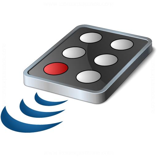 Remotecontrol 3 Icon