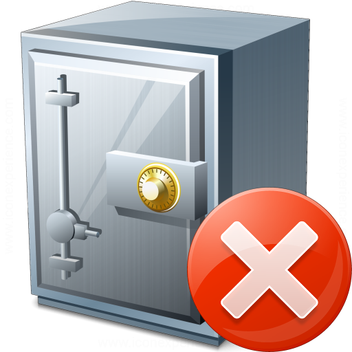 Safe Error Icon
