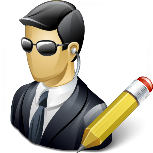Security Agent Edit Icon