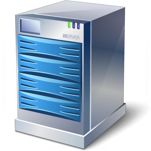iconexperience 187 vcollection 187 server icon