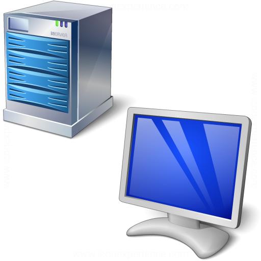 Server Client Icon