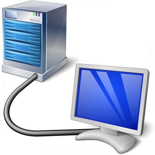 Server Client 2 Icon