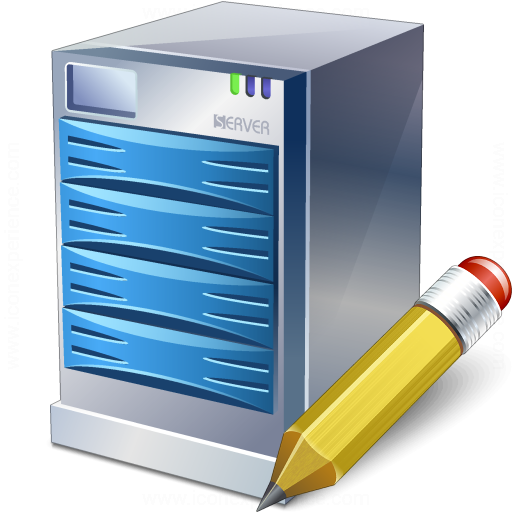 Server Edit Icon