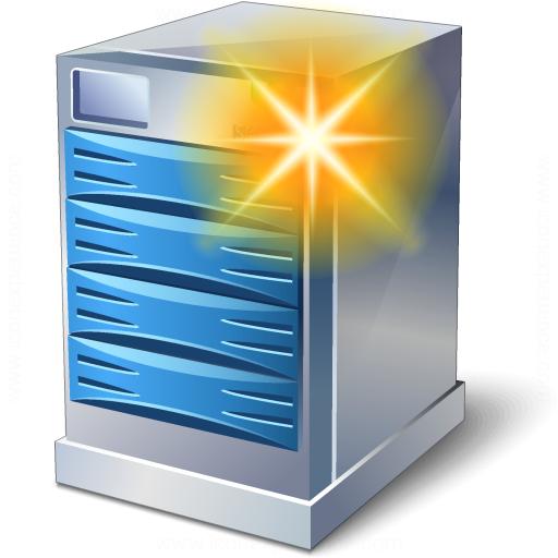 Server New Icon