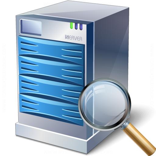 Server View Icon