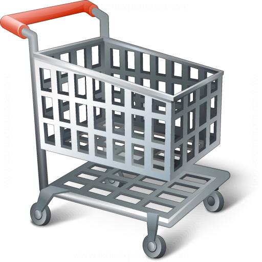 Shopping Cart Empty Icon