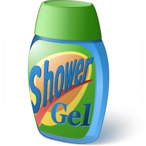Shower Gel Icon