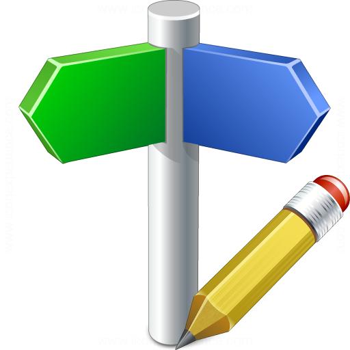 Signpost Edit Icon