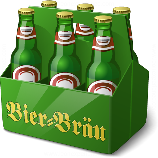 Sixpack Beer Icon