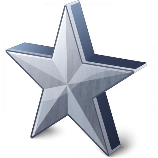 Star 2 Grey Icon