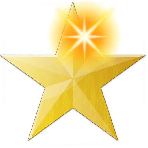 Star Yellow New Icon