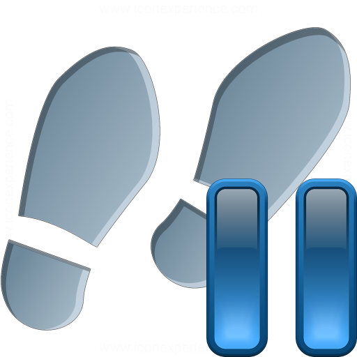 Step Pause Icon