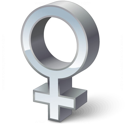 Symbol Female Icon
