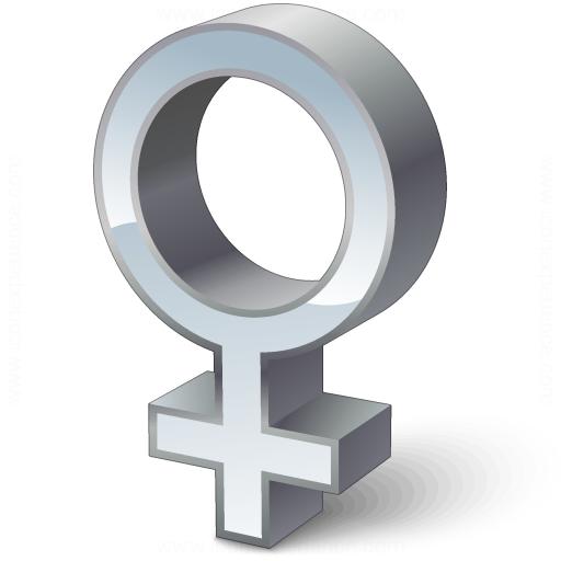 Symbol Female Icon