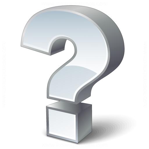 Symbol Questionmark Icon