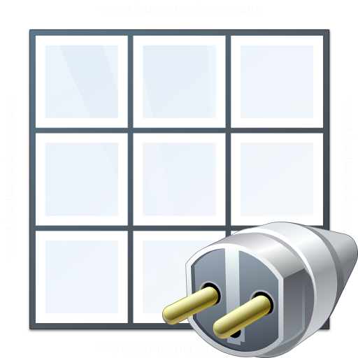 Table Connection Icon