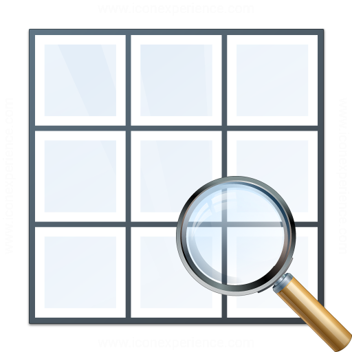 Table View Icon