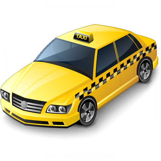 Taxi Us Icon