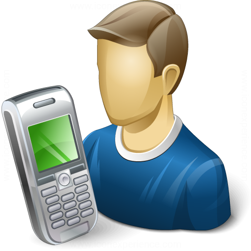 User Mobilephone Icon