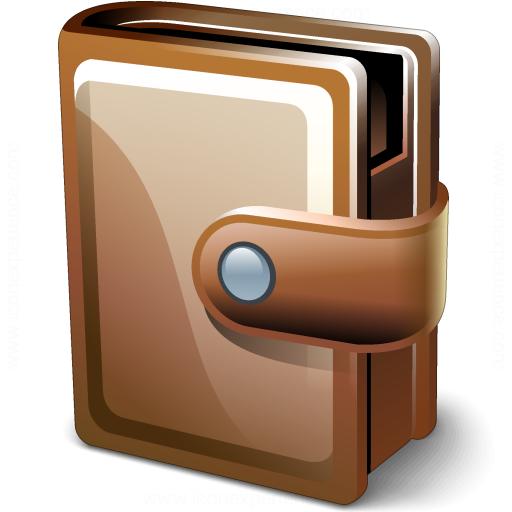 Wallet Closed Icon
