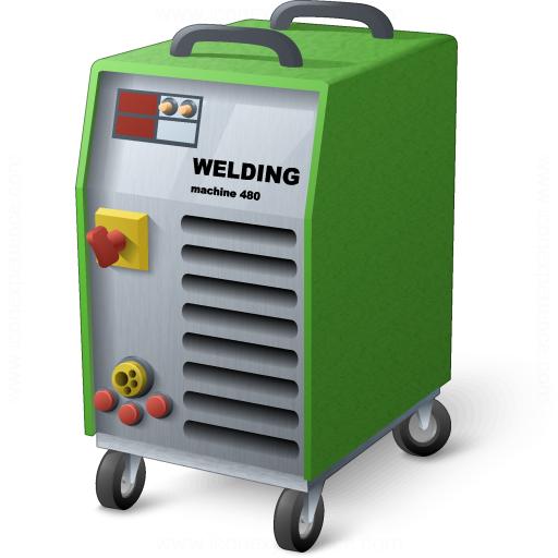 Welding Machine Icon
