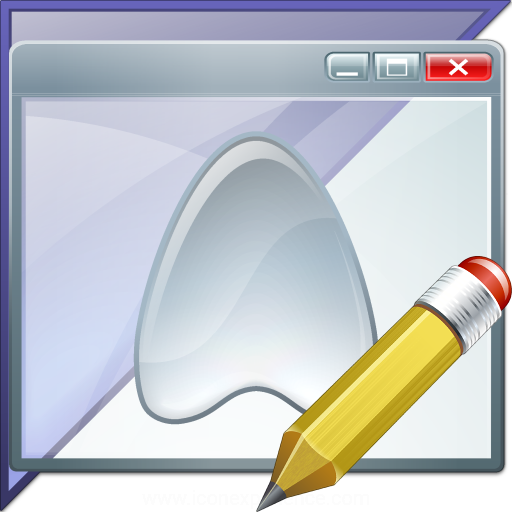 Window Application Enterprise Edit Icon