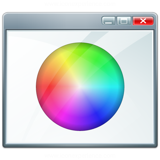 Window Colors 2 Icon