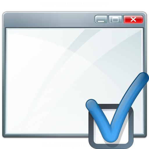 Window Preferences Icon
