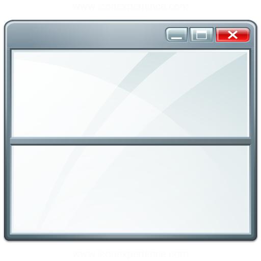 Window Split Ver Icon
