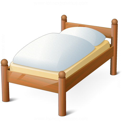 IconExperience V Collection Wooden Bed Icon