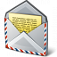 Airmail Icon 64x64