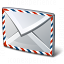 Airmail Closed Icon 64x64