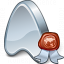 Application Certificate Icon 64x64