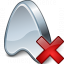 Application Delete Icon 64x64