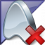 Application Enterprise Delete Icon 64x64