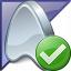 Application Enterprise Ok Icon 64x64