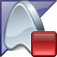 Application Enterprise Stop Icon 64x64