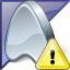 Application Enterprise Warning Icon 64x64