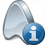 Application Information Icon 64x64