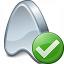 Application Ok Icon 64x64