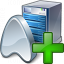 Application Server Add Icon 64x64