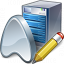 Application Server Edit Icon 64x64