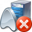 Application Server Error Icon 64x64