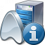 Application Server Information Icon 64x64
