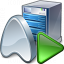 Application Server Run Icon 64x64