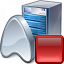 Application Server Stop Icon 64x64