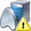 Application Server Warning Icon 64x64