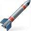Ballistic Missile Icon 64x64