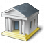 Bank House 1 Icon 64x64